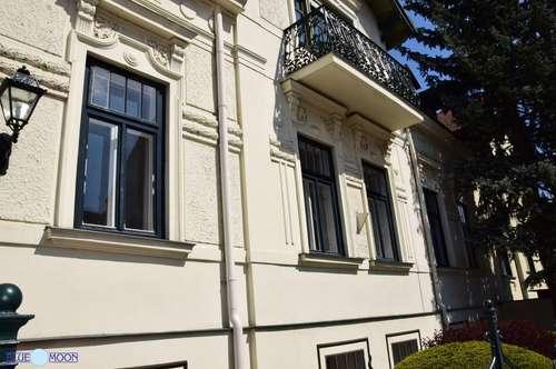 Langenzersdorf, 4 Zimmer, 115m², Altbau in Altvilla, sehr gepflegter Zustand, Teeküche, Badzimmer, Ruhelage
