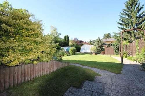 LANGENZERSDORF>>Geräumiges Ein- oder Zweifamilienhaus.mit Pool und großem Garten!!
