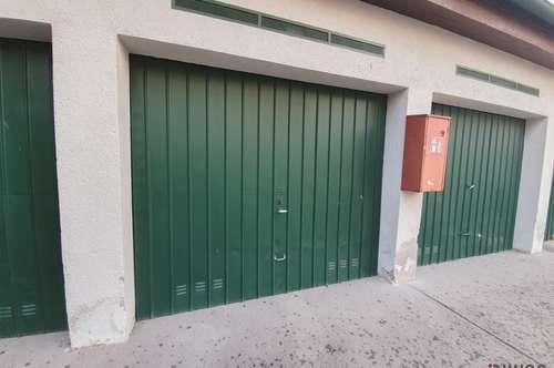 Garagenbox am Spitz