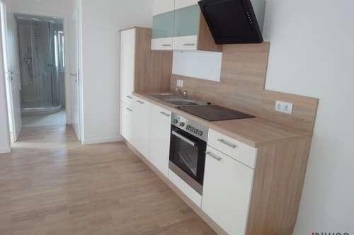 **ERSTBEZUG: ca 50 m², 3- ZIMMER DG. BALKONWOHNUNG in Ruhelage in Kapellerfeld