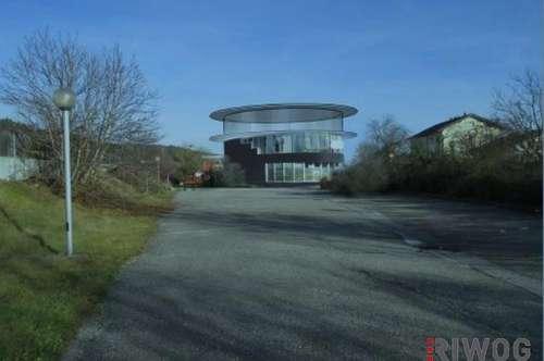 Panorama Luxus-Büro in Villach/Zauchen
