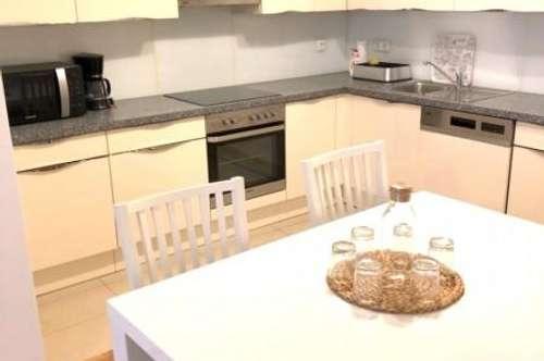 MÖBLIERTE 3-Zimmer-Wohnung- gepflegt und hell für Familien oder WG