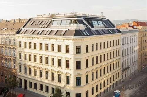 Sensationelle Dachterrasse mit Blick über Wien