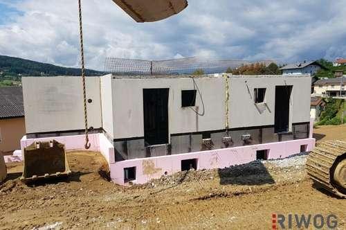 BAUSTART bereits erfolgt ..... Wohnen über Voitsberg - *Projekt Terrassenberg* stellt sich vor .. (DHH 4)