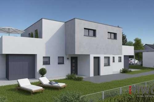 Moderne Doppelhausanlage in 8523 Frauental - TOP 1