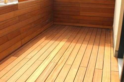 AUGARTEN - GAUSSPLATZ - Bestlage für eine Terrassenmaisonette