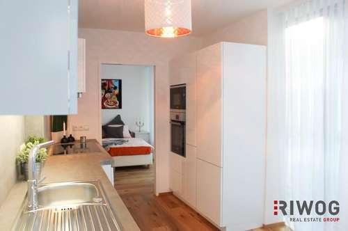 TOP- 2 - Zimmer Wohnung mit Rundum-Loggia-Terrasse