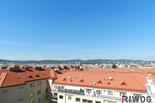 FERNBLICK und Sonne satt - Maisonette on Top - Erstbezug