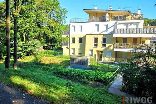 NATURNAH, absolut ruhig und idyllisch - Familienwohnung am Kierlingbach