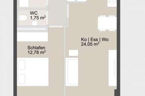 ***Rentables Wohnen mit Anbindung zur City*** PROVISIONSFREI FÜR DEN KÄUFER