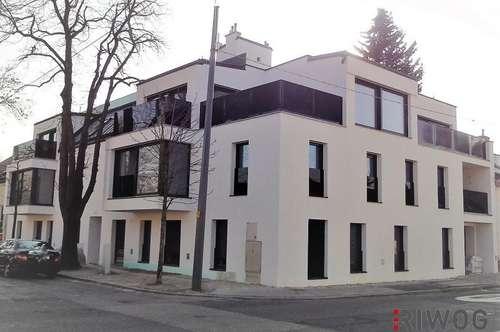 °°ERSTBEZUG°°hochwertige 2-Zimmer EG- WHG. mit Loggia/Balkon in Strebersdorf