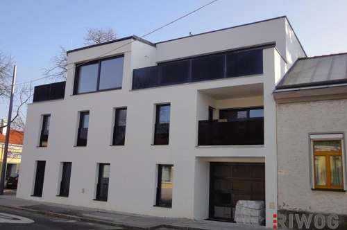 °°ERSTBEZUG°°hochwertige 4- Zimmer Etagen WHG.mit Terrasse und Loggia in Strebersdorf