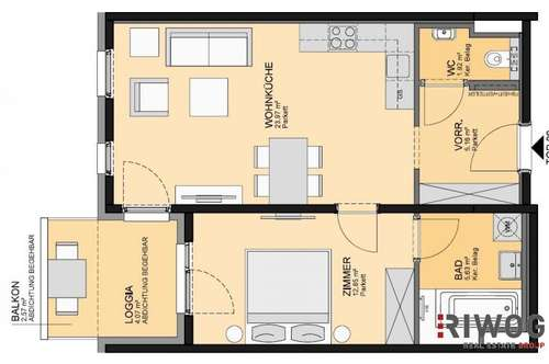 PROVISIONSFREI! Leistbares Wohnen! Eigentums- oder Anlagewohnungen! Projektfertigstellung Dezember 2019