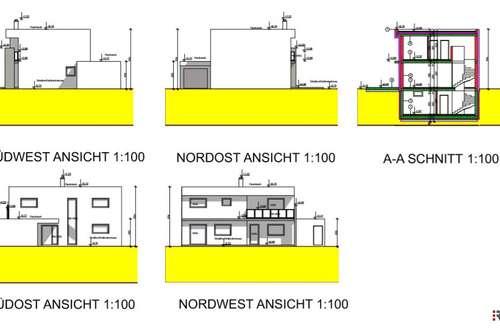 Modern Wohnen I faszinierendes Einfamilienhaus I top Raumaufteilung
