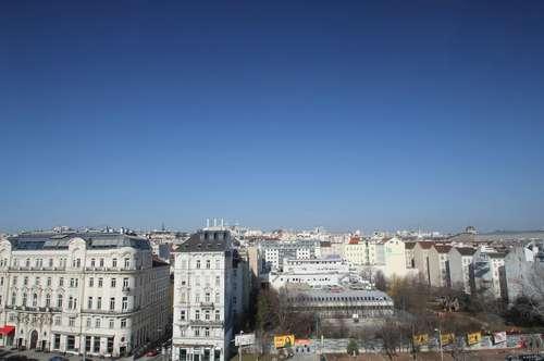 Mit Blick über die Dächer Wiens // Traumhafte DG-Maisonettewohnung // 2,5-Zimmer // großzügiger Schrankraum