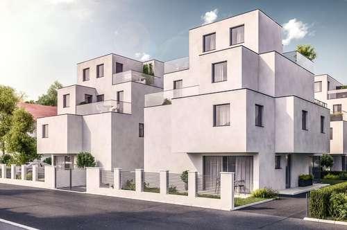Exklusiver Wohntraum - Leben im Doppelhaus beim Badeteich Hirschstetten