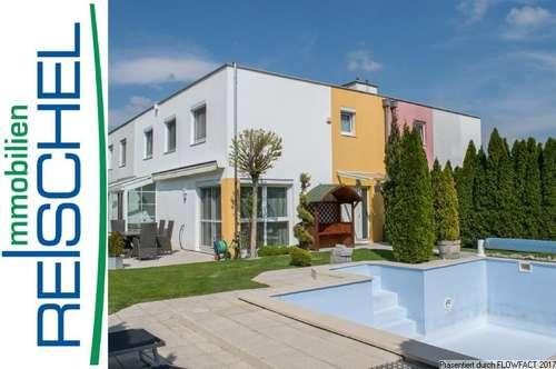 Im Erholungsgebiet Kellerberg mit schönem Garten und Pool