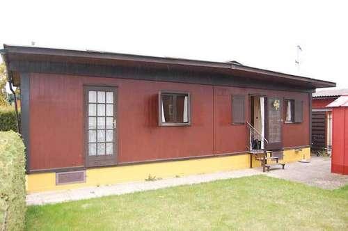 Mobilheim mit zwei Eingängen, Obj. 12452-SZ