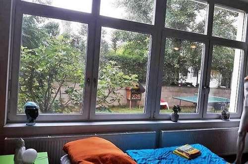 Loft mit uneinsehbarem 84 m² Garten in 1220 Wien 22 - Essling, Obj. 12497-SI