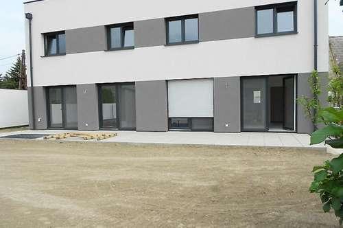 Neu errichtete, barrierefreie Luxus-Wohnung mit 240 m² Eigengarten, Obj. 12385-CL