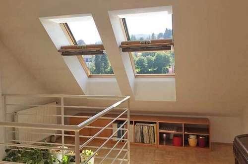 Schöne Maisonette-Wohnung mit Fernblick auf die Weinberge, Obj. 12420-CL
