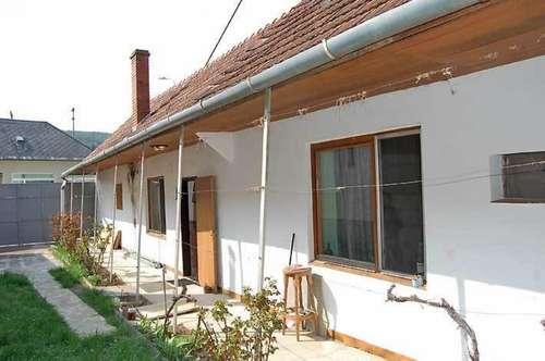 Älteres Haus mit kleinem Gästehäuschen, Obj. 12447-SZ