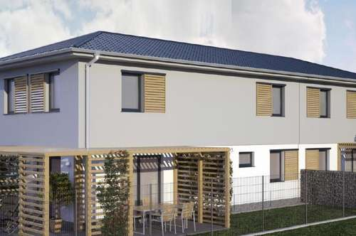 Aussergewöhnliche Neubauhäuser in Kittsee provisionsfrei