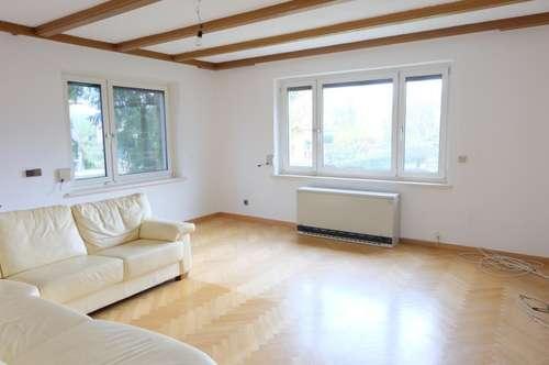 GARTEN mit 3 Zimmer Wohnung im Einfamilienhaus