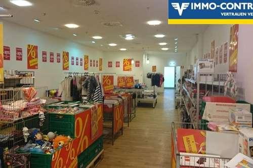 Einzelhandelsfläche im neuwertigen EKZ - sehr gute Zentrumslage - Pacht!