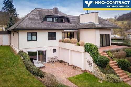 Villa im Speckgürtel von Wien mit traumhaftem Ausblick