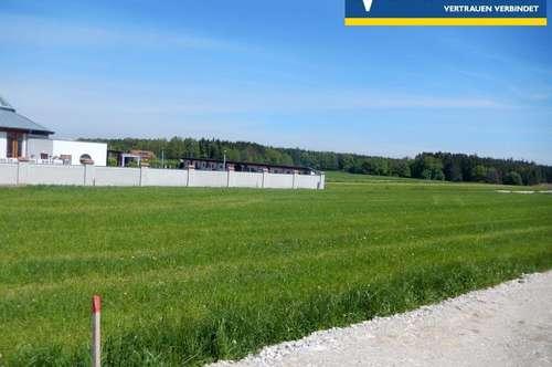 Baugrundstück - Biberbach - Zentrumsnahe