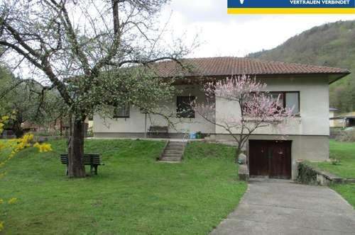 Einfamilienhaus mit ca. 5.000 m² Baugrund!