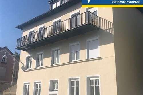 Sonnige Wohnung im Stadtzentrum mit Balkon