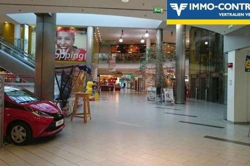 Einzelhandelsfläche im neuwertigen EKZ - sehr gute Zentrumslage - Pacht