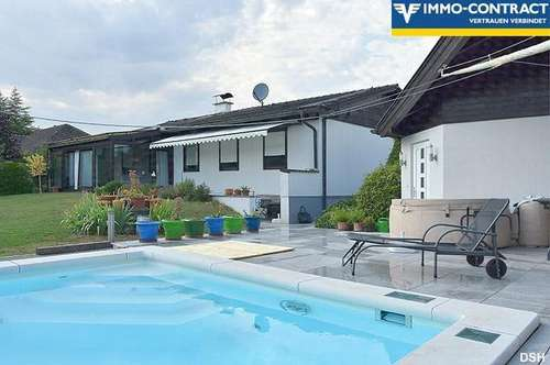 SUMMERFEELING PUR - FAMILIEN-IDYLL - 1.734qm - Gartenanlage - Pool