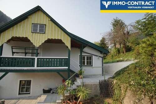 Einfamilienhaus Pielachtal - stilvoll und genug Platz!