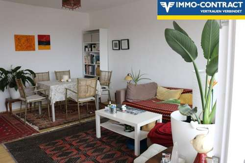 2-Zimmer Wohnung mit toller Infrastruktur