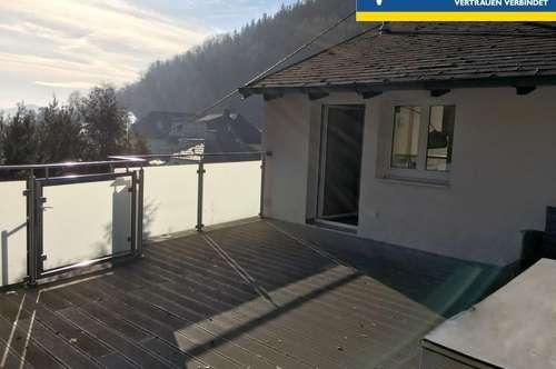 Schöne Mietwohnung mit 28m² großer Terrasse