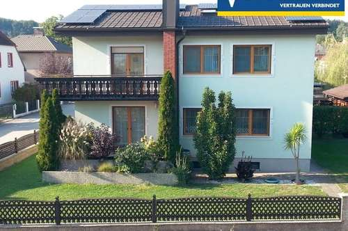 Gepflegtes Wohnhaus in zentraler Siedlungslage!