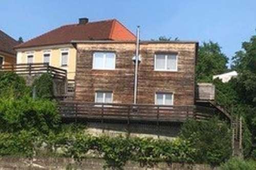 Zentrumslage - Miethaus mit Terrasse