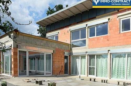 Villenobjekt for Finishing - Niedrigenergiehaus mit Pool