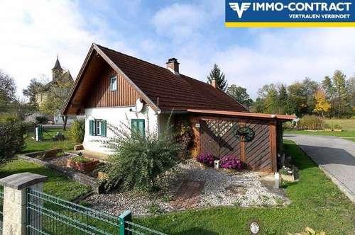 Bauernschacherl mit Garten und Gartenhütte