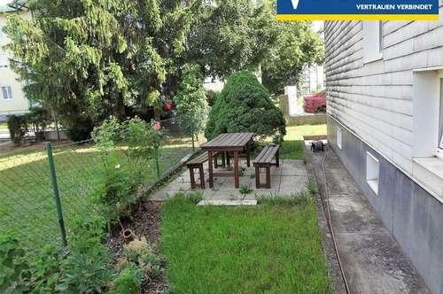 EG - Mietwohnung - mit Garten - Privathaus
