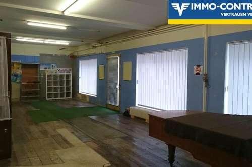 Renovierungsbedürftiges Büro-/Geschäftslokal in guter Infrastrukturlage!