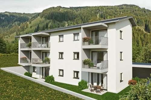 Günstige geförderte 2 Zimmer Neubauwohnung in Krimml