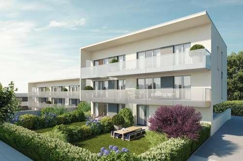 Neubau 3 Zimmer Wohnung in Eugendorf - Wohnbauförderung möglich