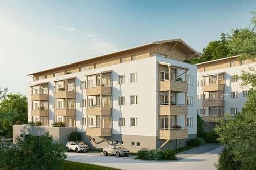 NEUBAU 2-Zimmerwohnung mit Dachterrasse zu vermieten!