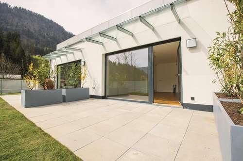 NEUBAU Tolle 2-Zimmer Mietwohnung mit Terrasse und Gartenanteil
