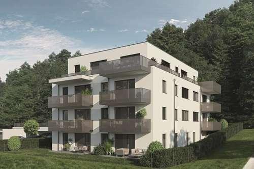 2 Zimmer Neubauwohnung mit toller Fernsicht in St. Johann/Pongau
