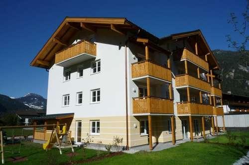 Geförderte 3-Zimmerwohnung mit Balkon und Carportplatz!